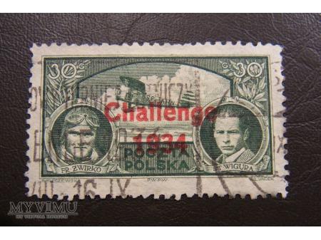 znaczki Żwirko i Wigura