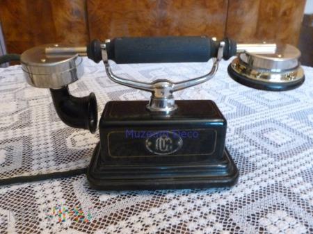 Telefon -domofon Mix&Genest