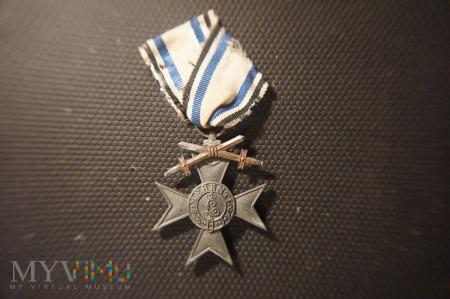 Krzyż Zasługi Wojskowej z Mieczami - Bawaria