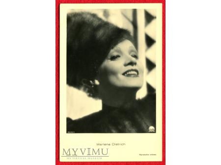 Marlene Dietrich Verlag ROSS 8522/1