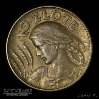 1925 2 zł (Filadelfia)