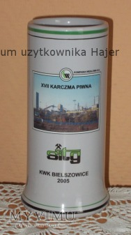 Kufel KWK Bielszowice SITG 2005 Kompania Węglowa