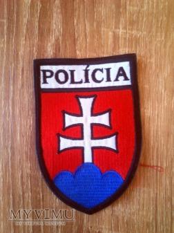 Policja Słowacji