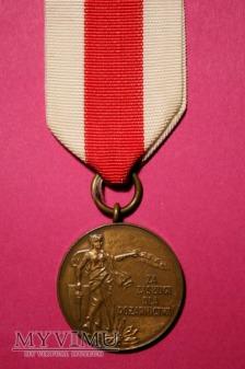 """Medal """"Za Zasługi dla Pożarnictwa"""""""