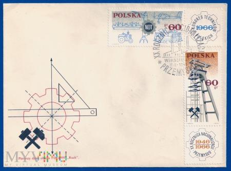 XX rocznica Nacjonalizacji Przemysłu.21.5.1966.d