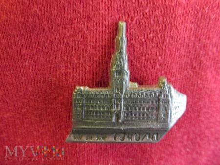 budowle Hamburga-odznaki WHW
