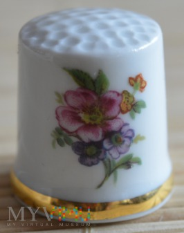 Weimar Porzellan-kwiaty
