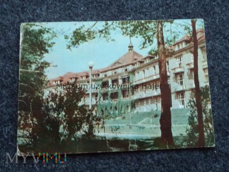 Duże zdjęcie OTWOCK - Sanatorium im. F. Dzierżyńskiego