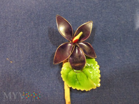 """Kwiaty -seria WHW """"Kostblumchen"""""""