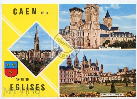 Caen i jego kościoły - lata 80-te