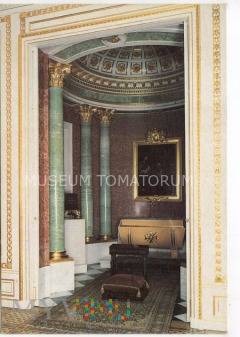 W-wa - Zamek - wnętrza, Kaplica Mała - 1990