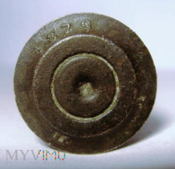 Łuska 11,15x60R Mauser 1879r, L