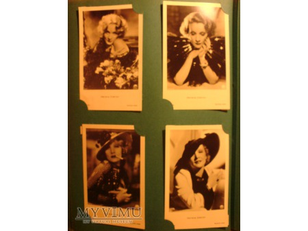 Album Strona Marlene Dietrich Greta Garbo 28