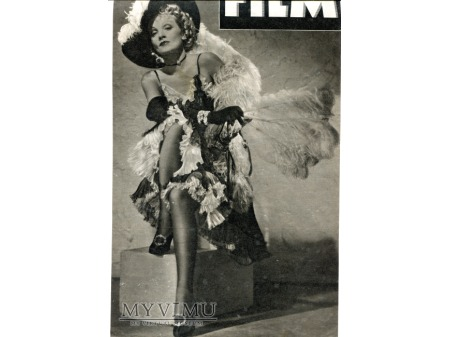 Marlene Dietrich Film wycinek Destry Rides Again