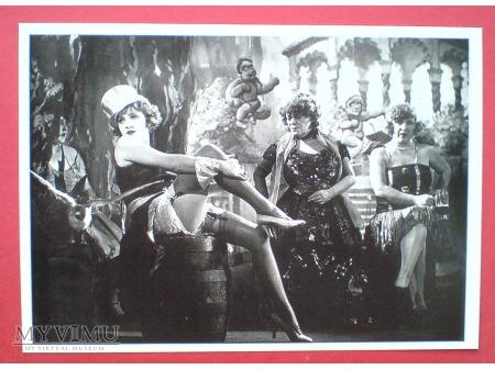 Nogi Błękitnego Anioła - Marlene Dietrich Berlin