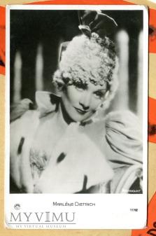 Marlene Dietrich EUROPE nr 1172
