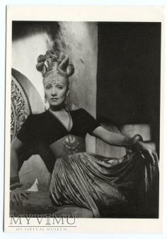 Marlene Dietrich Laszlo Willinger 1942 Pocztówka