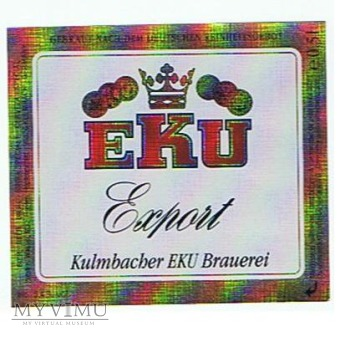 eku export
