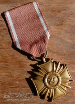 Polska - Brązowy Krzyż Zasługi - 1960-1992