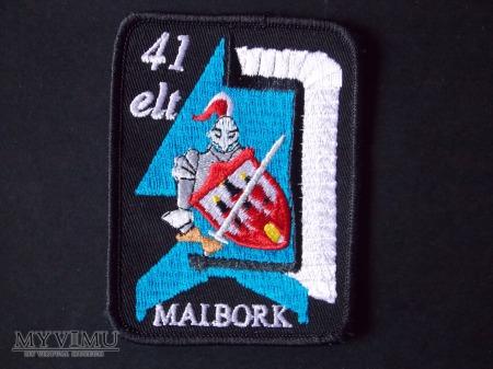 Duże zdjęcie 41 ESKADRA LOTNICTWA TAKTYCZNEGO -MALBORK