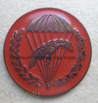 Odznaka spadochronowa WPD 6 PDPD - bordo