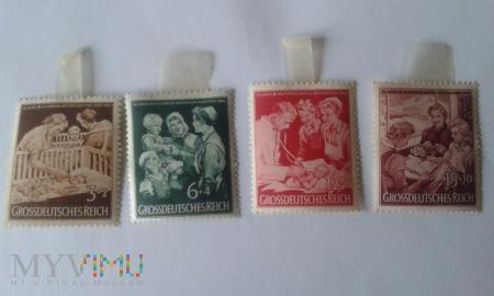 Duże zdjęcie KWHW 137 znaczki pocztowe 2