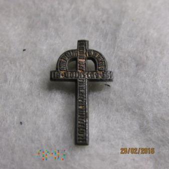 Krzyż misyjny WHW