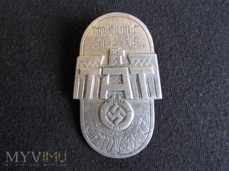 Hamburg-odznaka WHW