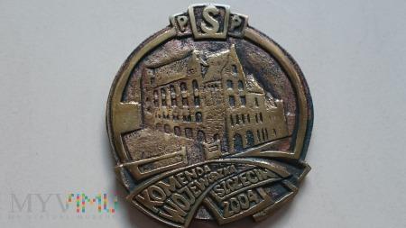 Centralne Obchody Dnia Strażaka Szczecin 2004