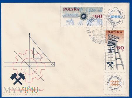 XX rocznica Nacjonalizacji Przemysłu.21.5.1966.e