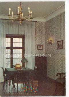 W-wa - Zamek - wnętrza, Pokój Żeromskiego - 1990