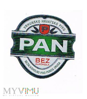 pan lbez alkohola 0,25l