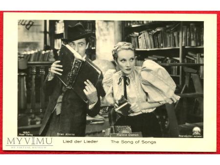 Marlene Dietrich Verlag ROSS 183/1