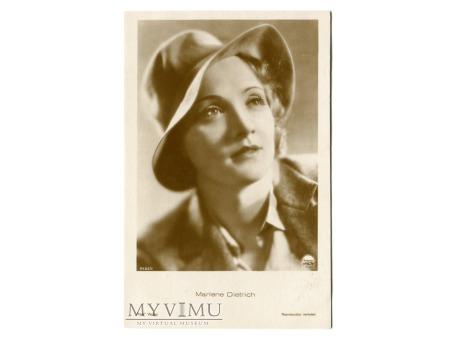 Duże zdjęcie Marlene Dietrich Verlag ROSS 5582/1