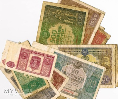 Banknoty polskie 1946
