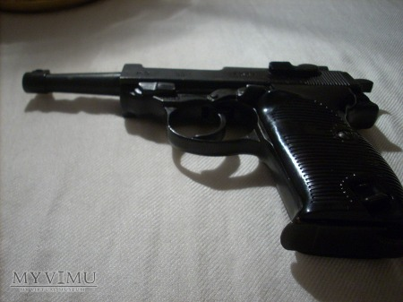 Pistolet Walther p38