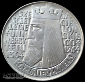 10 Złotych 1964