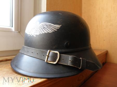 Hełm Niemiecki Luftschutz M38