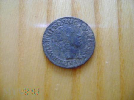 1/2 silber groschen 1822
