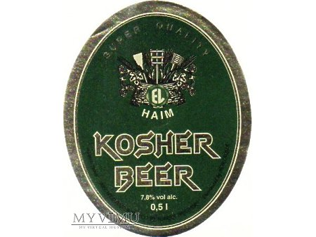 Etykieta KOSHER 40