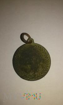 medal z festiwalu dziecięcego 1896