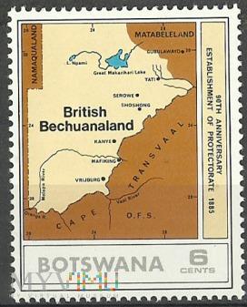 British Bechuanaland.