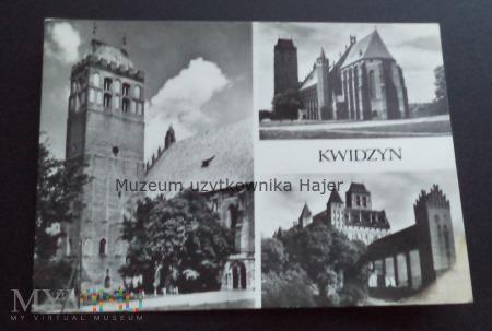 KWIDZYN Zespół gotyckich budowli kapituły