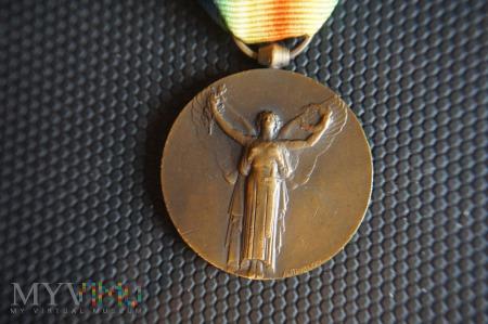 Francuski Medal Zwycięstwa 1914-1918