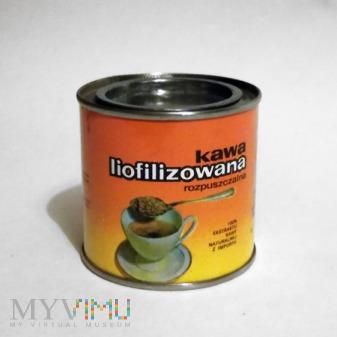 kawa Liofilizowana rozpuszczalna, puszka 50g