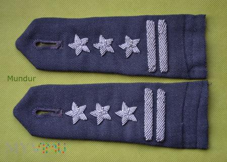 Naramienniki z oznakami stopnia - pułkownik WLiOPK