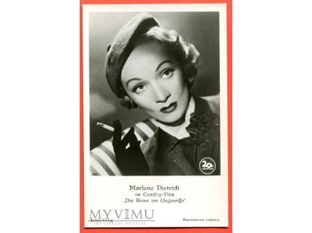 Marlene Dietrich papieros KOLIBRI nr 479