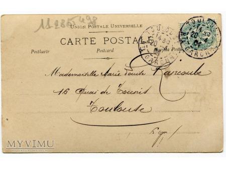 Lina CAVALIERI Najpiękniejsza kobieta świata 1904