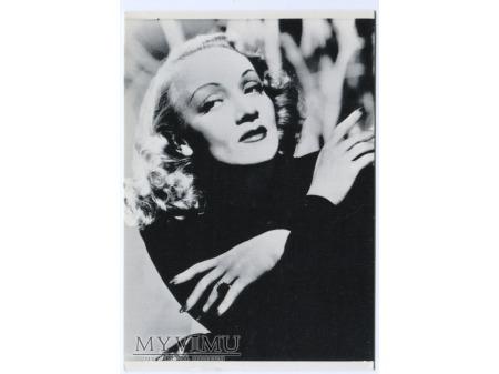Marlene Dietrich Marlena Aktorka NUGERON E 136