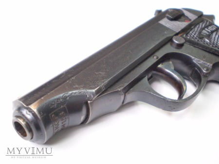 Pistolet Walther PP